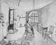 MIKAN 2894983 Emprisonnement de Robert Shore Milnes Bouchette, Montréal, 1837 [document iconographique] 1837-1838. [Emprisonnement de Robert Shore Milnes Bouchette, Montréal, 1837 [document iconographique], 1837-1838.]