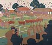 MIKAN 2897689 Foire agricole locale. 1926-1934. [70 KB, 640 X 556]