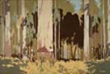 MIKAN 2834266 Felling a Karri Tree, Western Australia,. 1926-1934 [66 KB, 640 X 433]