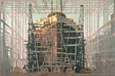 MIKAN 2897666 Un navire pour le Canada au chantier naval du Royaume-Uni. 1926-1934. [73 KB, 640 X 423]