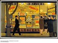 MIKAN 2845188 Untitled. :  a man shopping at John Bull and Sons Ltd. 1926-1934 [Untitled. :, 1926-1934]