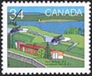MIKAN 2265989 York Redoubt, N.S. = La redoute York (N.-É.) [philatelic record]. [98 KB, 640 X 526]