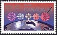 MIKAN 2266029 Canadian Broadcasting Corporation, 1936-1986 = Société Radio-Canada, 1936-1986 [philatelic record]. [87 KB, 640 X 396]
