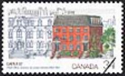 MIKAN 2266048 CAPEX 87, post office, Toronto, M5A 1N2  [philatelic record] = CAPEX 87, bureau de poste, Toronto, M5A 1N2. 1987 [81 KB, 640 X 389]