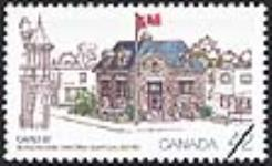 MIKAN 2266050 CAPEX 87, bureau de poste, Saint-Ours, J0G 1P0  [philatelic record] = CAPEX 87, post office, Saint-Ours, J0G 1P0. 1987 [82 KB, 640 X 390]