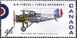 MIKAN 2266821 Armstrong Whitworth Siskin IIIA [philatelic record] [Armstrong Whitworth Siskin IIIA [philatelic record]]
