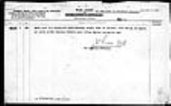 MIKAN 2005578 War diaries - 2nd Canadian Division - General Staff = Journal de guerre - 2e Division canadienne - Etat-major général. 1918/09/01-1918/11/30 (September 1918 War Diary, p. 2) [War diaries - 2nd Canadian Division - General Staff =, 1918/09/01-1918/11/30]