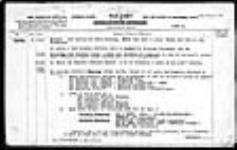 MIKAN 2005578 War diaries - 2nd Canadian Division - General Staff = Journal de guerre - 2e Division canadienne - Etat-major général. 1918/09/01-1918/11/30 (September 1918 War Diary, p. 3) [War diaries - 2nd Canadian Division - General Staff =, 1918/09/01-1918/11/30]