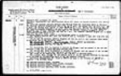 MIKAN 2005578 War diaries - 2nd Canadian Division - General Staff = Journal de guerre - 2e Division canadienne - Etat-major général. 1918/09/01-1918/11/30 (September 1918 War Diary, p. 4) [War diaries - 2nd Canadian Division - General Staff =, 1918/09/01-1918/11/30]