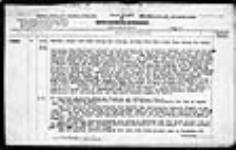 MIKAN 2005578 War diaries - 2nd Canadian Division - General Staff = Journal de guerre - 2e Division canadienne - Etat-major général. 1918/09/01-1918/11/30 (September 1918 War Diary, p. 5) [War diaries - 2nd Canadian Division - General Staff =, 1918/09/01-1918/11/30]