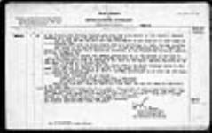 MIKAN 2005578 War diaries - 2nd Canadian Division - General Staff = Journal de guerre - 2e Division canadienne - Etat-major général. 1918/09/01-1918/11/30 (September 1918 War Diary, p. 6) [War diaries - 2nd Canadian Division - General Staff =, 1918/09/01-1918/11/30]
