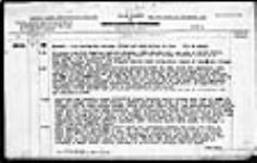 MIKAN 2005578 War diaries - 2nd Canadian Division - General Staff = Journal de guerre - 2e Division canadienne - Etat-major général. 1918/09/01-1918/11/30 (September 1918 War Diary, p. 7) [War diaries - 2nd Canadian Division - General Staff =, 1918/09/01-1918/11/30]