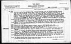 MIKAN 2005578 War diaries - 2nd Canadian Division - General Staff = Journal de guerre - 2e Division canadienne - Etat-major général. 1918/09/01-1918/11/30 (September 1918 War Diary, p. 8) [War diaries - 2nd Canadian Division - General Staff =, 1918/09/01-1918/11/30]