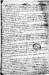 MIKAN 3037240 [Mémoire de Tracy sur le Canada - conseille de laisser ...]. 1667 [205 KB, 1000 X 1523]