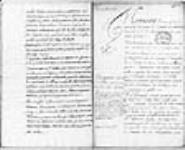 """MIKAN 3075925 [""""Mémoire instructif de ce qui a été fait pour le ...]. 1669, juin, 22 (folio 40) [['Mémoire instructif de ce qui a été fait pour le ...]., 1669, juin, 22]"""