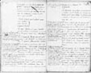 """MIKAN 3075925 [""""Mémoire instructif de ce qui a été fait pour le ...]. 1669, juin, 22 (folios 40v-41) [['Mémoire instructif de ce qui a été fait pour le ...]., 1669, juin, 22]"""