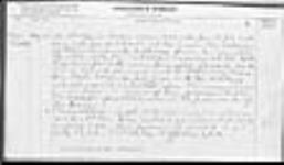 MIKAN 1883116 War diaries - 3rd Canadian Division, Administrative Branches of the Staff = Journal de guerre - 3e Division canadienne - Directions administratives du personnel. 1917/05/01-1917/06/30 (May 1917 War Diary, p. 4) [55 KB, 950 X 554]