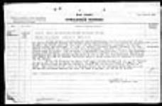 MIKAN 2005784 War diaries - 2nd Canadian Infantry Brigade = Journal de guerre - 2e Brigade d'infanterie canadienne. 1918/10/01-1918/11/30 (October 1918 War Diary, p. 2) [87 KB, 950 X 623]