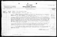MIKAN 2005784 War diaries - 2nd Canadian Infantry Brigade = Journal de guerre - 2e Brigade d'infanterie canadienne. 1918/10/01-1918/11/30 (October 1918 War Diary, p. 3) [86 KB, 950 X 618]