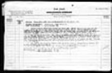MIKAN 2005784 War diaries - 2nd Canadian Infantry Brigade = Journal de guerre - 2e Brigade d'infanterie canadienne. 1918/10/01-1918/11/30 (October 1918 War Diary, p. 7) [83 KB, 950 X 617]