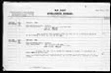 MIKAN 2005785 War diaries - 2nd Canadian Infantry Brigade = Journal de guerre - 2e Brigade d'infanterie canadienne. 1919/01/01-1919/04/26 (January 1919 War Diary, p. 5) [War diaries - 2nd Canadian Infantry Brigade =, 1919/01/01-1919/04/26]