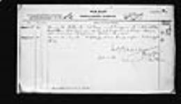 MIKAN 2004738 War diaries - 1st Canadian Divisional Artillery = Journal de guerre - 1re Artillerie divisionnaire canadienne. 1918/01/01-1918/06/30 (January 1918, p. 10) [118 KB, 1561 X 900]