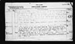 MIKAN 2005937 War diaries - 2nd Canadian Divisional Artillery = Journal de guerre - 2e Artillerie divisionnaire canadienne. 1918/08/01-1918/09/30 (August 1918 War Diary, p. 5) [165 KB, 1534 X 900]