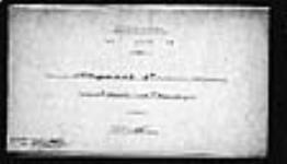 MIKAN 2005951 War diaries - 3rd Brigade, Canadian Field Artillery = Journal de guerre - 3e Brigade, Artillerie de campagne canadien. 1918/03/01-1918/09/30 (March 1918, p. 1) [220 KB, 1573 X 900]