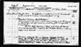 MIKAN 2005951 War diaries - 3rd Brigade, Canadian Field Artillery = Journal de guerre - 3e Brigade, Artillerie de campagne canadien. 1918/03/01-1918/09/30 (March 1918, p. 9) [235 KB, 1551 X 900]