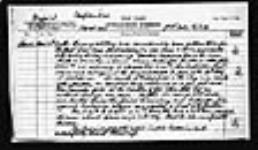 MIKAN 2005951 War diaries - 3rd Brigade, Canadian Field Artillery = Journal de guerre - 3e Brigade, Artillerie de campagne canadien. 1918/03/01-1918/09/30 (March 1918, p. 10) [285 KB, 1553 X 900]