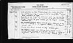 MIKAN 2004763 War diaries - 11th Brigade, Canadian Field Artillery = Journal de guerre - 11e Brigade, Artillerie de campagne canadien. 1916/02/23-1916/10/31 (February 1916, p. 8) [154 KB, 1513 X 900]