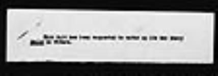 MIKAN 2005961 War diaries - 1st Brigade, Canadian Garrison Artillery = Journal de guerre - 1re Brigade, Artillerie de garnison canadienne. 1918/02/01-1918/06/30 (February 1918, p. 3) [24 KB, 900 X 315]