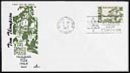 MIKAN 2260960 [Centennial definitive - Jack pine] [philatelic record]. [[Centennial definitive - Jack pine] [philatelic record].]