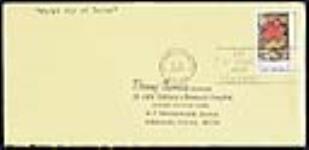 MIKAN 3632673 [Maple leaf - autumn] [philatelic record]. 1971 [[Maple leaf - autumn] [philatelic record]., 1971]