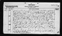 MIKAN 2004871 War diaries - 1st Battalion, Canadian Engineers = Journal de guerre - 1er Bataillon, Génie canadien. 1916/03/01-1916/11/30 (March 1916, p. 6) [228 KB, 1539 X 900]