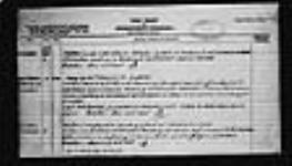 MIKAN 2005993 War diaries - 3rd Battalion, Canadian Engineers = Journal de guerre - 3e Bataillon, Génie canadien. 1917/03/01-1917/09/30 (March 1917, p. 4) [179 KB, 1580 X 900]