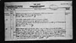 MIKAN 2005993 War diaries - 3rd Battalion, Canadian Engineers = Journal de guerre - 3e Bataillon, Génie canadien. 1917/03/01-1917/09/30 (March 1917, p. 5) [180 KB, 1588 X 900]