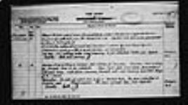 MIKAN 2005993 War diaries - 3rd Battalion, Canadian Engineers = Journal de guerre - 3e Bataillon, Génie canadien. 1917/03/01-1917/09/30 (March 1917, p. 6) [182 KB, 1609 X 900]