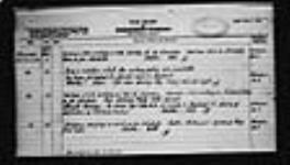 MIKAN 2005993 War diaries - 3rd Battalion, Canadian Engineers = Journal de guerre - 3e Bataillon, Génie canadien. 1917/03/01-1917/09/30 (March 1917, p. 7) [177 KB, 1586 X 900]