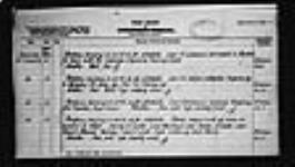MIKAN 2005993 War diaries - 3rd Battalion, Canadian Engineers = Journal de guerre - 3e Bataillon, Génie canadien. 1917/03/01-1917/09/30 (March 1917, p. 8) [177 KB, 1593 X 900]