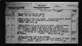 MIKAN 2005993 War diaries - 3rd Battalion, Canadian Engineers = Journal de guerre - 3e Bataillon, Génie canadien. 1917/03/01-1917/09/30 (March 1917, p. 9) [197 KB, 1609 X 900]