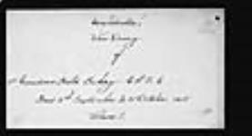 MIKAN 2005040 War diaries - 1st Canadian Field Bakery = Journal de guerre - 1re Boulangerie de campagne canadienne. 1915/09/05-1915/10/31 (September 1915, p. 1) [99 KB, 1667 X 900]
