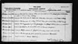 MIKAN 2005040 War diaries - 1st Canadian Field Bakery = Journal de guerre - 1re Boulangerie de campagne canadienne. 1915/09/05-1915/10/31 (September 1915, p. 4) [171 KB, 1586 X 900]