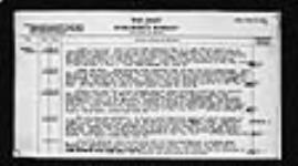 MIKAN 2006026 War diaries - Deputy Director, Medical Service, Canadian Corps = Journal de guerre - Sous-directeur, Services de santé, Corps d'armée canadien. 1916/10/01-1919/05/07 (October 1916, p. 5) [278 KB, 1619 X 900]