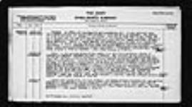 MIKAN 2006026 War diaries - Deputy Director, Medical Service, Canadian Corps = Journal de guerre - Sous-directeur, Services de santé, Corps d'armée canadien. 1916/10/01-1919/05/07 (October 1916, p. 10) [254 KB, 1619 X 900]