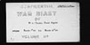 MIKAN 2005097 War diaries - 2nd Canadian General Hospital - 2nd Canadian General Hospital Matron's diary = Journal de guerre - 2e Hôpital général canadien - Journal de l'infirmière-major E. 1914/10/16-1919/01/31 (November 1914, p. 1) [War diaries - 2nd Canadian General Hospital - 2nd Canadian General Hospital Matron's diary =, 1914/10/16-1919/01/31]