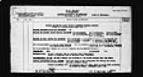 MIKAN 2034182 War diaries - 8th Canadian General Hospital - Matron's diary [sick leave] = Journal de guerre - 8e Hôpital général canadien - Journal de l'infirmière-major [congé de maladie]. 1916/06-1918/11 (Septembre 1918, p. 1) [War diaries - 8th Canadian General Hospital - Matron's diary [sick leave] =, 1916/06-1918/11]