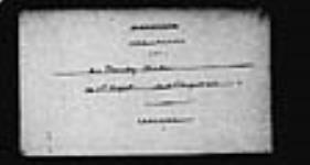 MIKAN 2005539 War diaries - 8th Canadian Sanitary Section = Journal de guerre - 8e Section sanitaire canadienne. 1918/08/01-1918/09/28 (August 1918, p. 1) [183 KB, 1690 X 900]