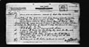 MIKAN 2005539 War diaries - 8th Canadian Sanitary Section = Journal de guerre - 8e Section sanitaire canadienne. 1918/08/01-1918/09/28 (August 1918, p. 3) [250 KB, 1716 X 900]