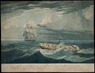 MIKAN 3022647 The Melancholy Ship Wreck of the Frances Mary from St. John's, J. Kendall Master. 1827 [The Melancholy Ship Wreck of the Frances Mary from St. John's, J. Kendall Master., 1827]